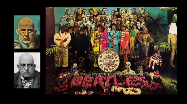 The Beatles Sgt_ Pepper and Aleister Crowley